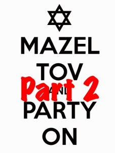Mazel Tov Part 2-1
